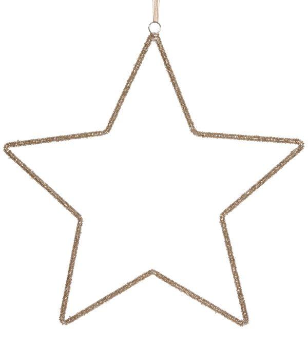 Beaded Stars 38cm