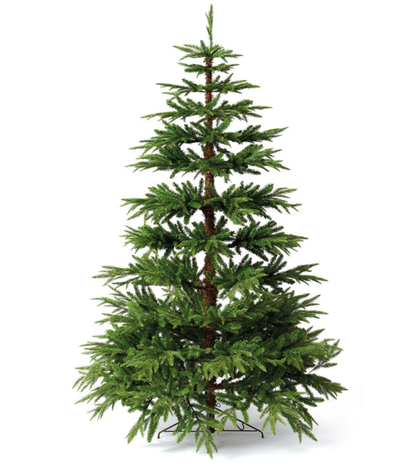 Woodland Pine Christmas Tree