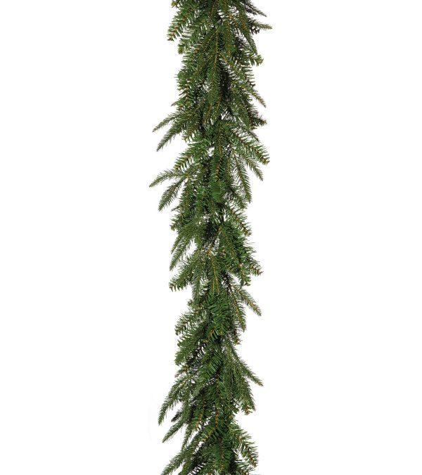 Woodland Pine Garland - 180cm - Green