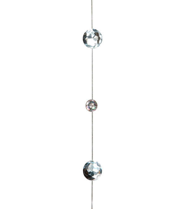 Diamond Garland - 200cm Long x 3cm Wide