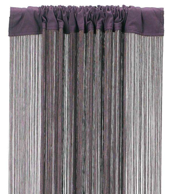 Fringe curtain 250cm x 1m