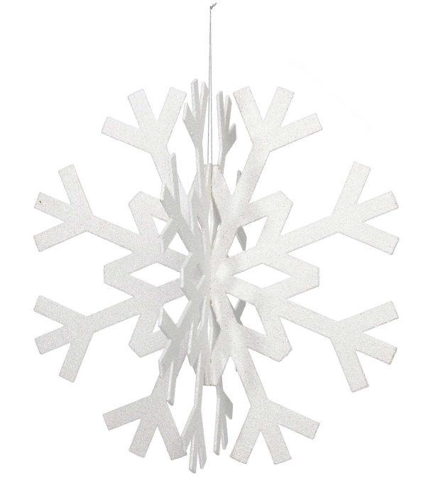 Slot Together Snowflake