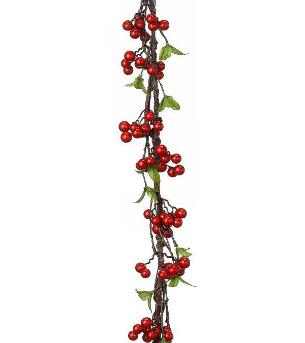 Berry & Leaf Garland