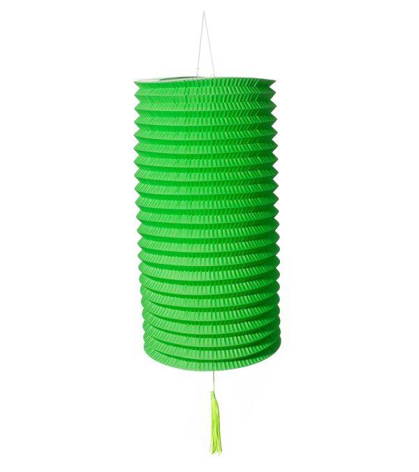 Paper lantern column 19cm x 35cm