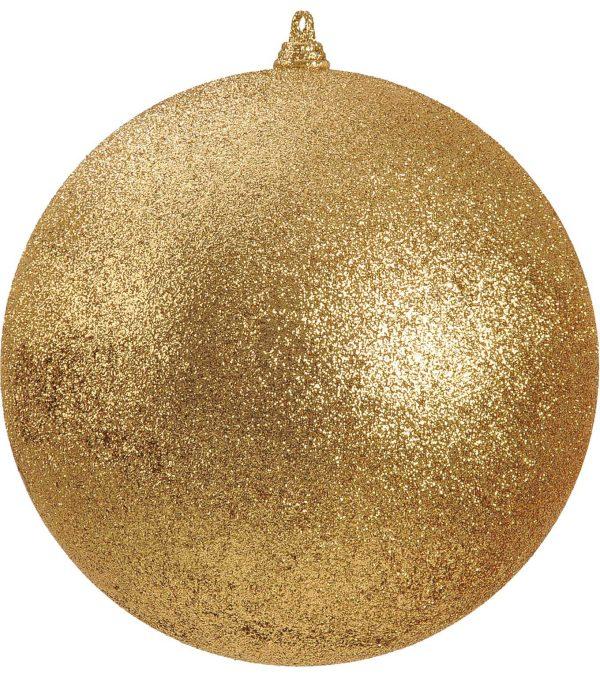Large Glitter Baubles - 400mm