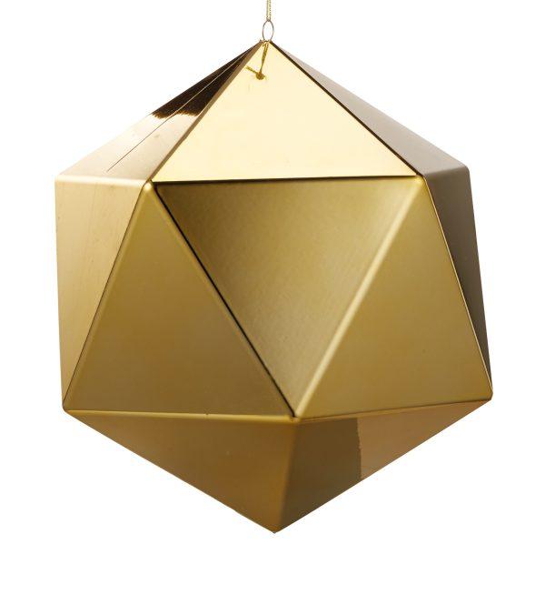 Geometric Shiny Baubles