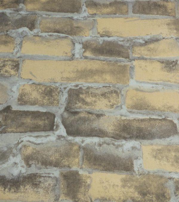 City fr brick fabric 150cm x 30m