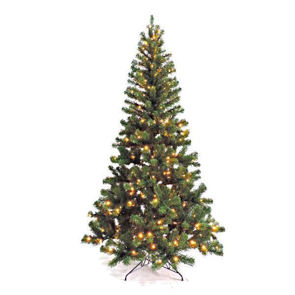 Pre lit Nordmann Fir Artificial Christmas Tree
