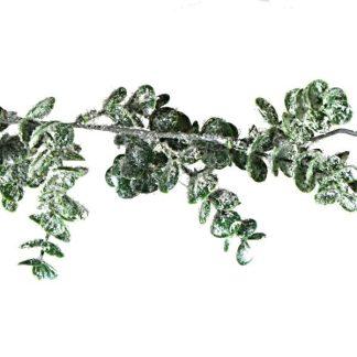 Frosted Eucalyptus Garland 180cm x 15cm