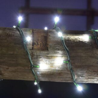 Static Outdoor String Lights - Display Pro