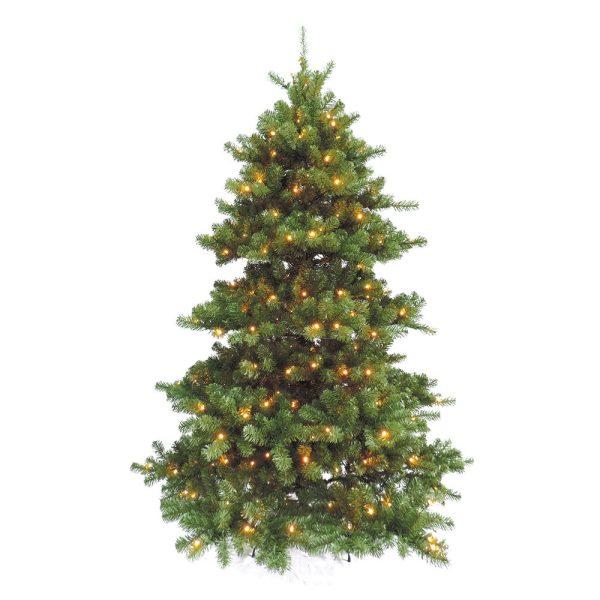 Pre lit Koster Pine Christmas Tree