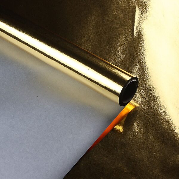 Metallic Foil Wrap
