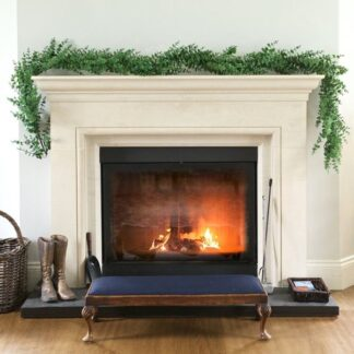 Luxury Money Leaf Artificial Christmas Garland