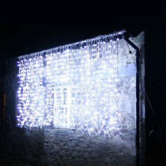 Outdoor Curtain Lights - Display Pro