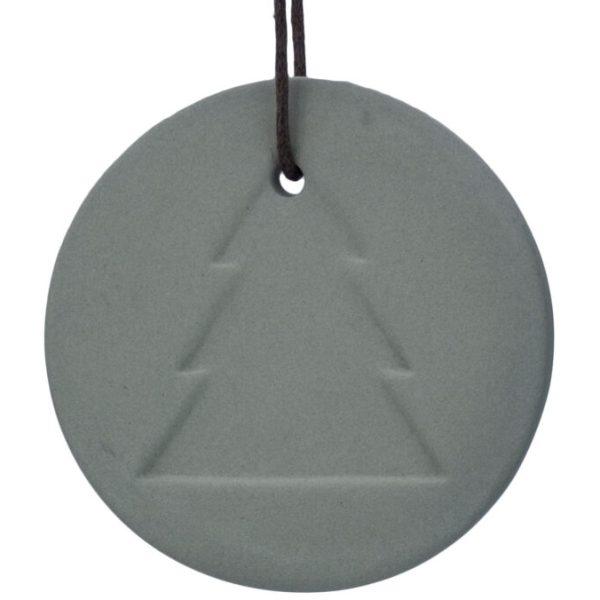 Ceramic Tree Disk