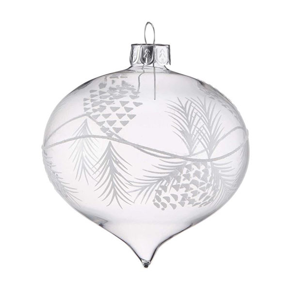 pine cone etched onion