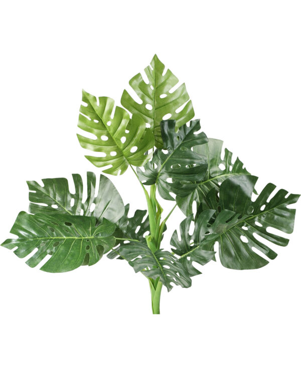 artificial swiss cheese plant