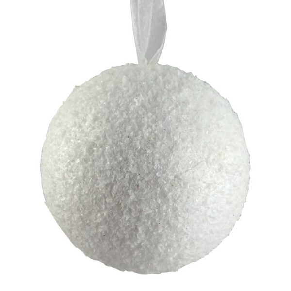 Snowball Decorations