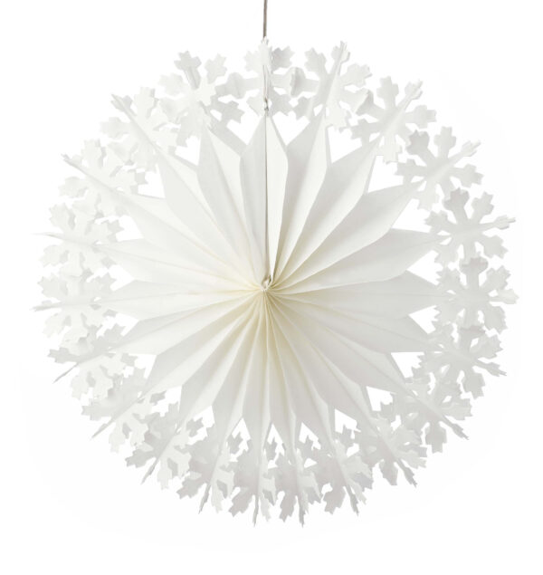 Paper snowflake 3