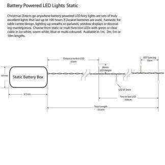 Indoor Battery Powered Fairy Lights