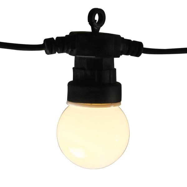 Warm White Festoon Spare Bulb