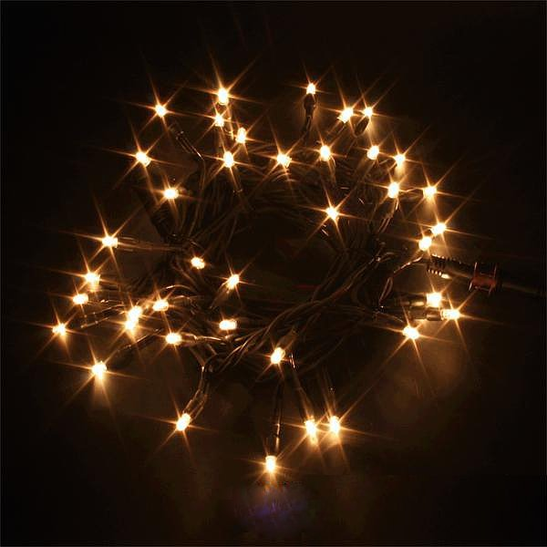 Traditional Filament Micro Lights