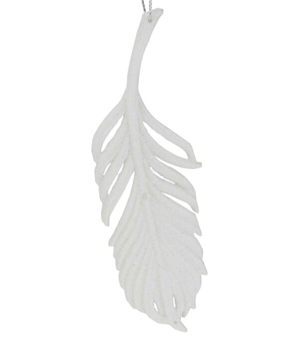 Glitter Feather