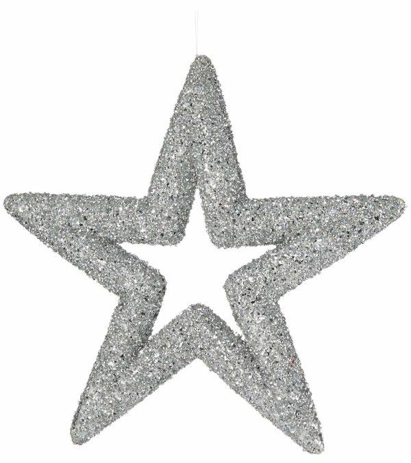 Sequin Glitter Stars