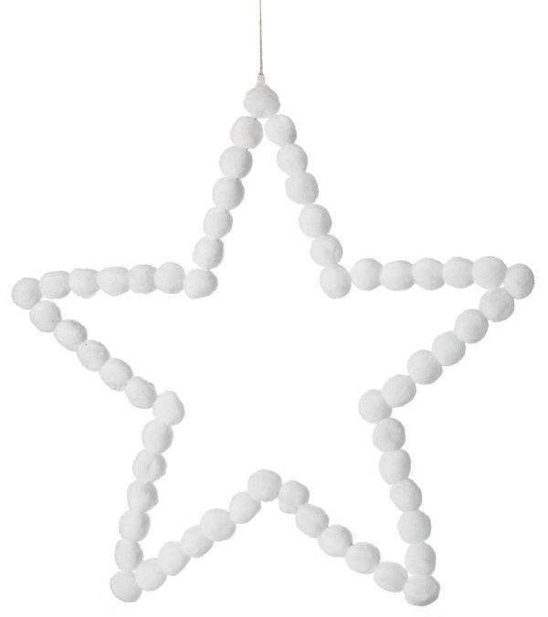 Pompom Stars 40cm
