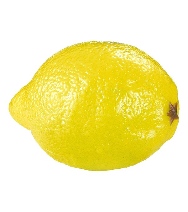 Lemons - 7.5cm Long - Yellow - Pack of 3