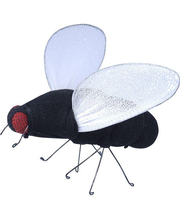 Net Flies - 10 X 8cm - Black - Pack of 6