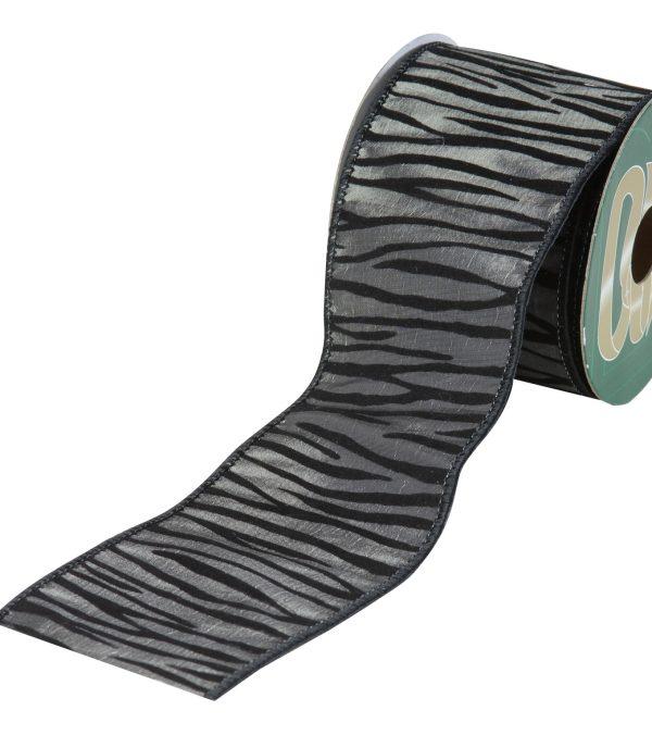 Zebra Ribbon 63mm x 10m