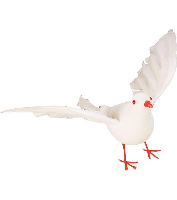 Doves - 28cm X 32cm - In A Pack of 2 - White