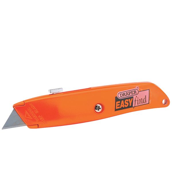 Retractable Trimming Knife - 175mm X 40mm X 20mm - Mixed