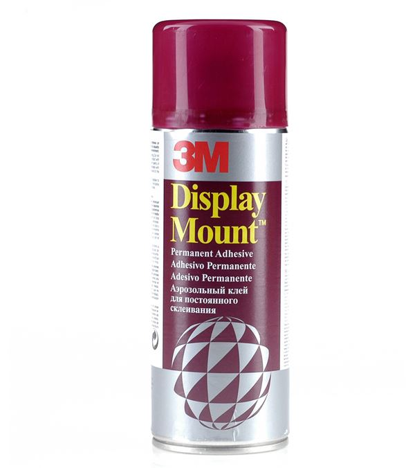 Display Mount - 400ml - Clear - Sold Individually
