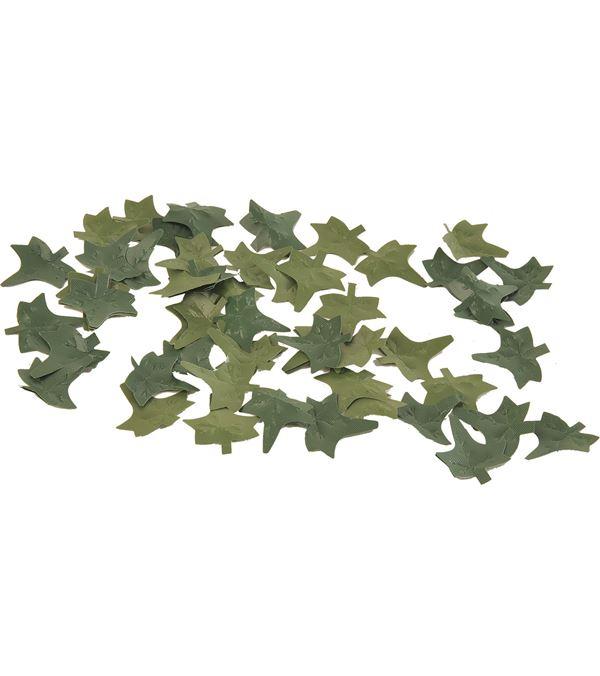 Ivy Leaf Confetti Green 30mm - 3cm - Green