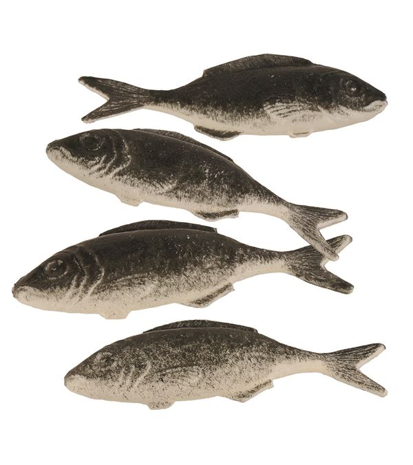 Sardines - 12cm Long X 4cm Wide - Pack of 4
