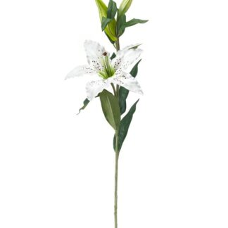 Lily - 88cm Tall - White - Pack of 3