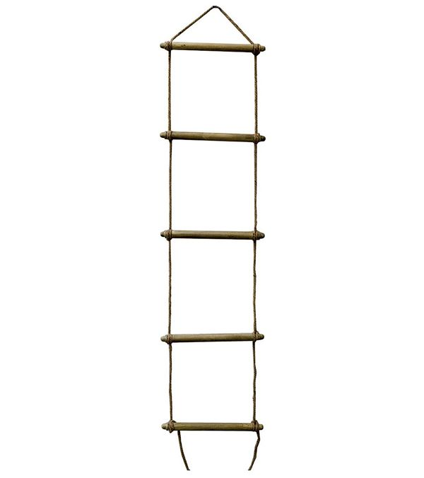 Rope Ladder - 150cm Long X 40cm Wide - Natural