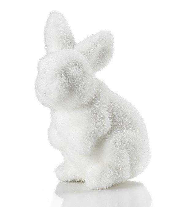 Rabbit - Standing White 16cm - 16cm - White - Pack of 2