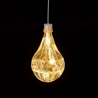 LED Crystal Light - Bulb Shape