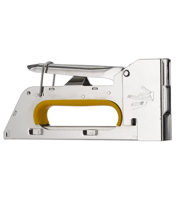 Superior Tools Staple Gun - 184 X 12 X 34mm - Silver - Sold Individually