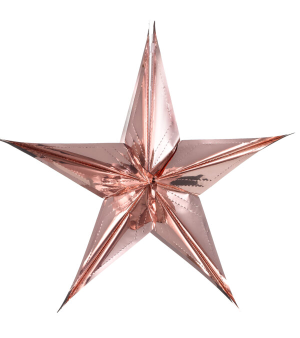 Foil Stars - Fold Out