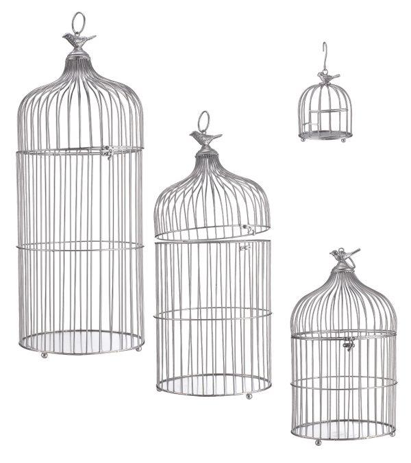 METAL BIRD CAGES