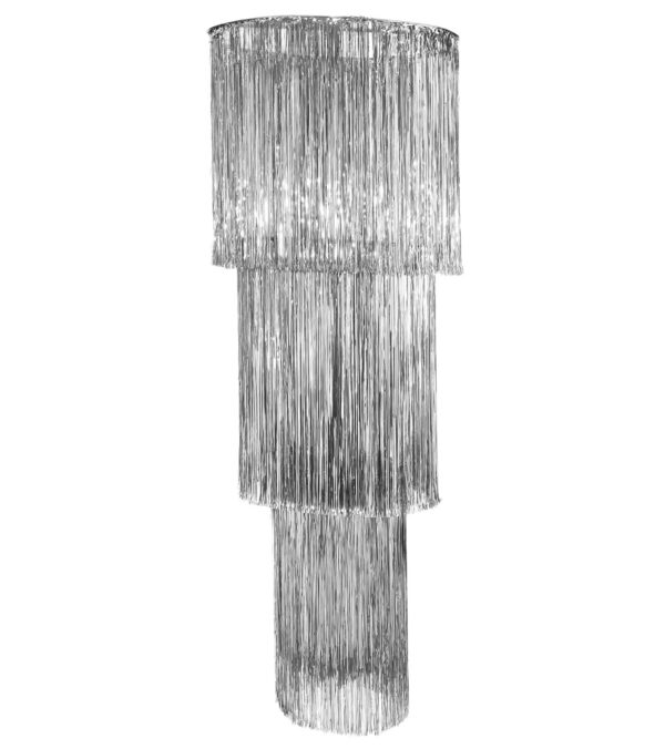 Giant Ribbon Chandelier