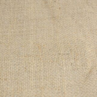 Jute Hessian Loomstate - 137cm Wide - Natural