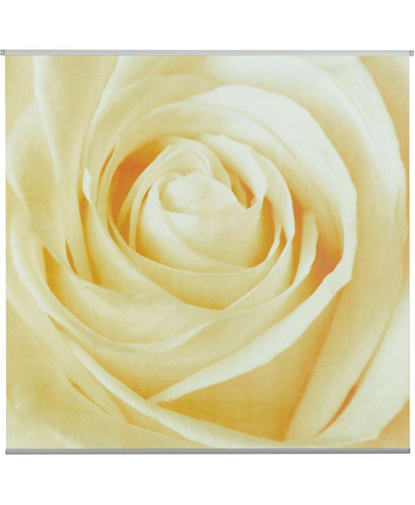 Sissi Textile Poster - 95cm Square - Cream - Sold Individually
