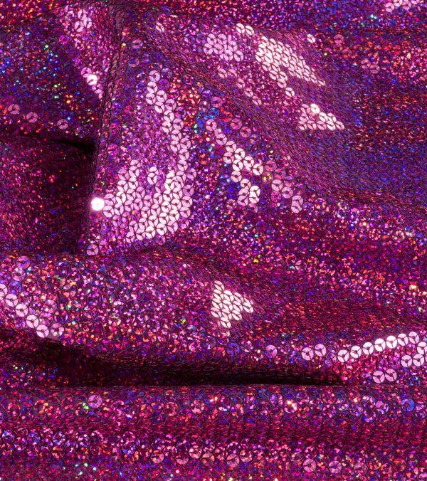 Glamour Sequin Fabric 132cm