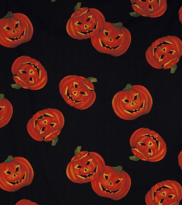 Halloween Cotton - 150cm Wide - Multicolour