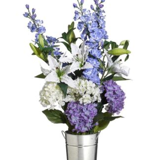 Delphiniums - 100cm Tall - Blue - Pack of 3